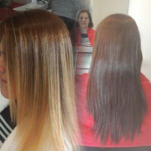 Gesundes Haar mit Dr. Lanfermann TRIPLEX Shine