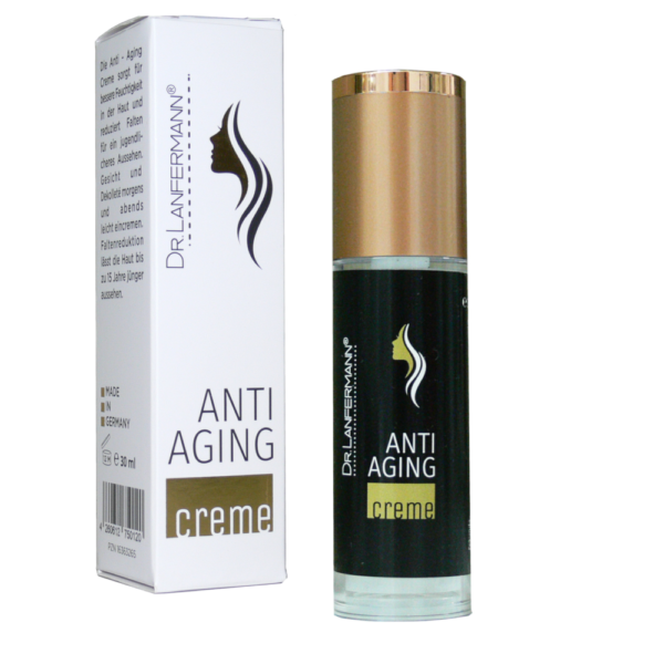 Anti-Aging Creme von Dr. Lanfermann