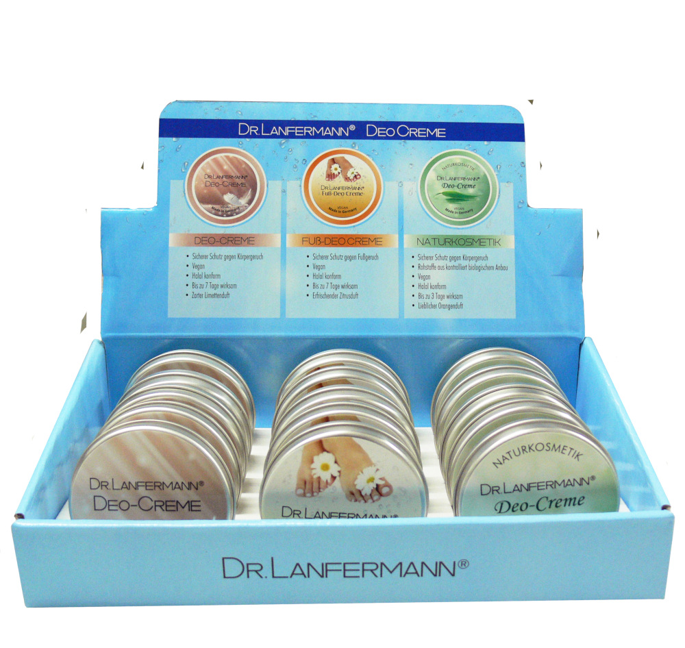 Dr. Lanfermann display deo